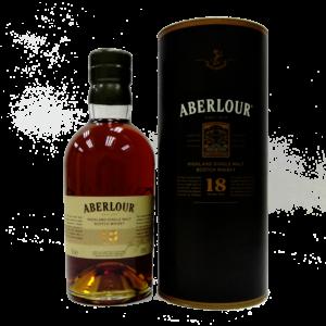 亞伯樂18年雙桶單一純麥威士忌