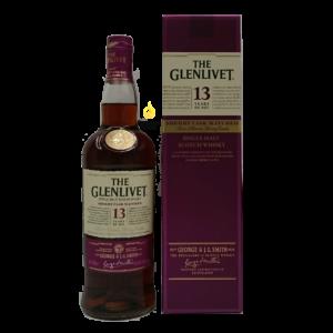 格蘭利威13年雪莉桶單一純麥威士忌