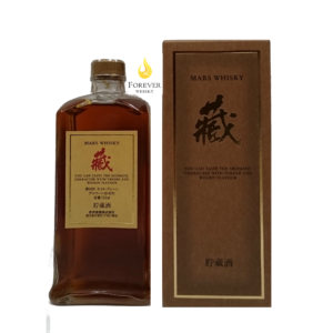 日本藏調和威士忌