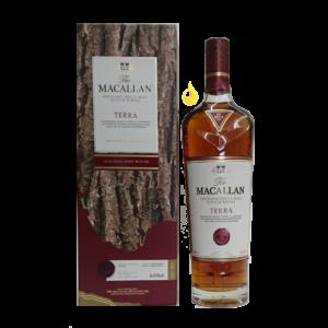 麥卡倫探索者系列赤木單一純麥威士忌